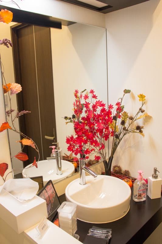 札幌の美容室coffretの店内03