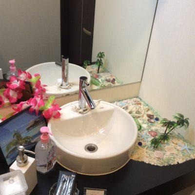 今月のトイレ
