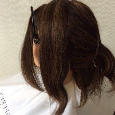2007年~2012年代のヘアーセットについて②