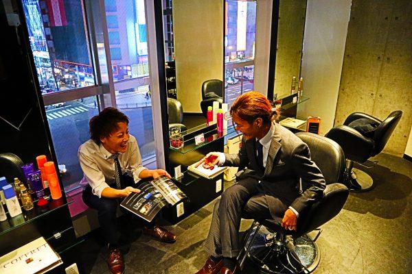自分の中の芯 - 札幌の美容室COFFRET