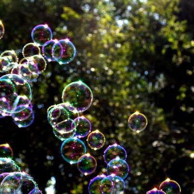 泡について