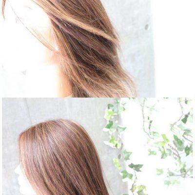 髪質で仕上がりも変わります